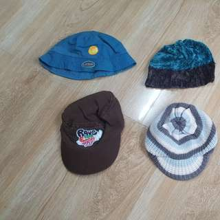 Preloved baby hat, cap, beret