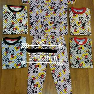 Kids Pyjamas mickey