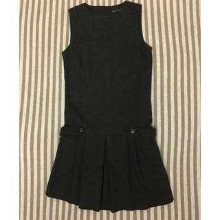 ZARA BASIC Wool dress sizeXS Japan購入