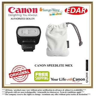 CANON 90EX FLASH / SPEEDLITE  ««ORIGINAL & OFFICIAL CANON»»
