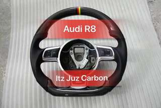 Audi R8 Carbon Steering wheel