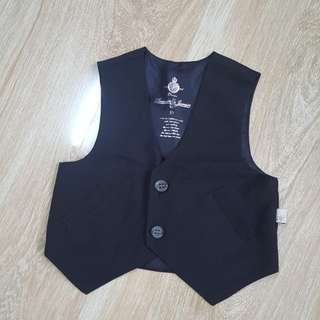 Preloved Periwinkle Jr vest