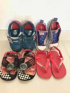 Boy's Shoes 1-2T