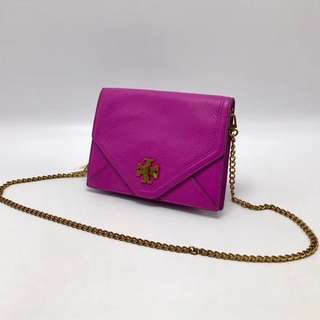 Tory Burch Envelope Sling bag - purple