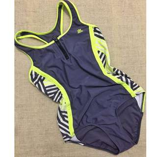 ZEROXPOSUR Medium 1-pc Racerback Swimsuit