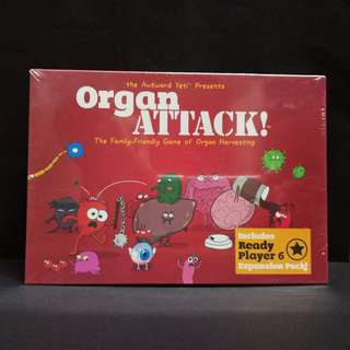 👀Brand New Organ Attack For Sale!