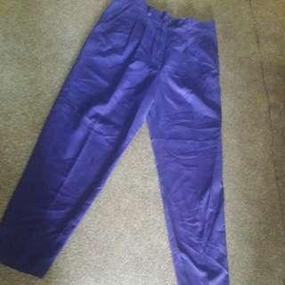 Vintage Pants Waist 32