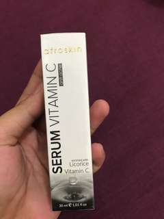 Afroskin Serum Vitamin C Anti-Acne 30ml