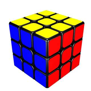Magic Puzzle 3x3x3 Speed Twist Puzzle Rubix Cube