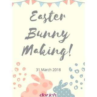 Easter Bunny Workshop
