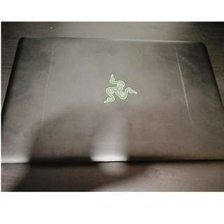 RAZER GAMING LAPTOP (1 YEAR OLD) RARELY USED COMES WITH RAER OROCHI WIRLESS MOUSE (USED 8 MONTHS ONLY)