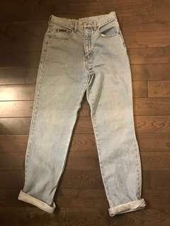 Vintage highwasted jeans