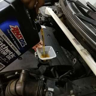 Amsoil Signature Fully 10w30 1G