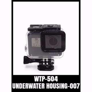 GP WATERPROOF HOUSING HERO5 WTP-504