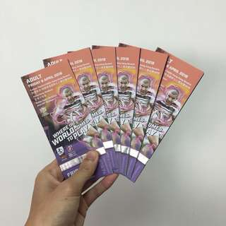 Hong Kong Rugby Sevens Tickets   3 days
