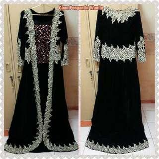 Baju pengantin 1 pasang
