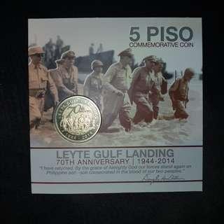 Leyte Gulf Landing