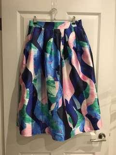 Chicwish midi skirt -Size M