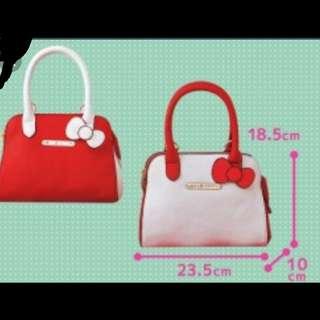 Sanrio Hello Kitty Ribbon Bag