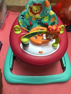 Baby walker 80% good condition