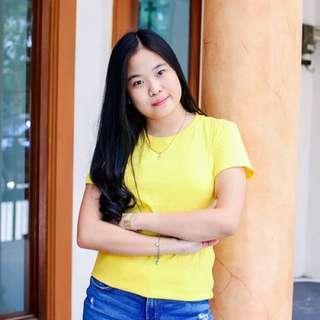 Polos yellow