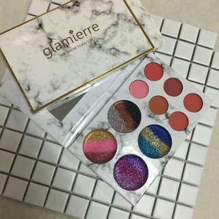 Glamierre rainbow