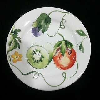 "6"" FRANCE Dessert Plate"