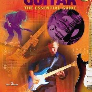 🚚 放克吉他 FUNK GUITAR Essential Guide 送書套 MI Musician