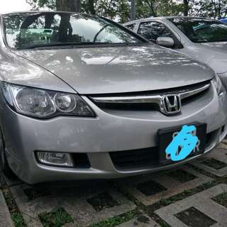 Honda Civic Fd 1.8Manual