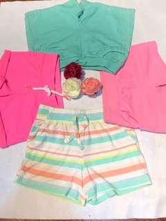Shorts Carter's , Oshkosh & 725baby brand