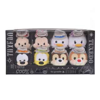 JAPAN DISNEYSTORE, JAPAN IMPORTED: Tsum Tsum Box Series  - D23 Expo Japan 2018 Mickey & friends Tsum Tsum Box Set