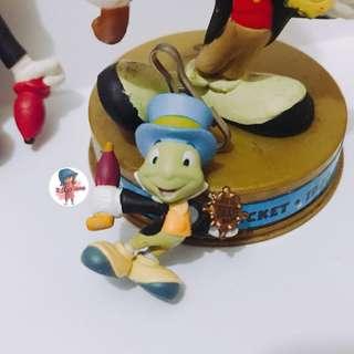 小木偶 蟋蟀仔 扭蛋 匙扣
