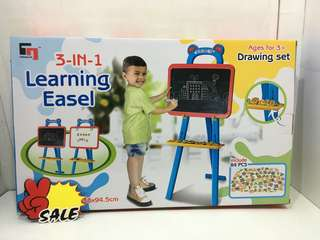 Learning Easel
