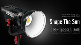 Aputure 120D led