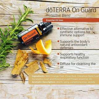 [limited ready stock] Doterra onguard blend