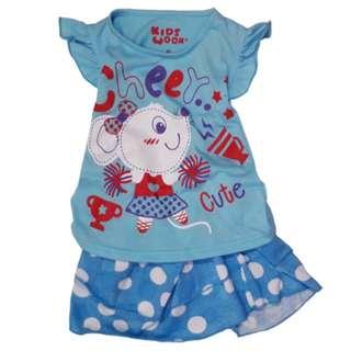 KIDS WORX - Baju Setelan Anak