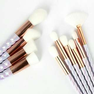 10 pcs. Make up brush set