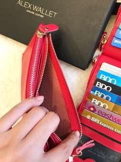 Alex Genuine Leather wallet