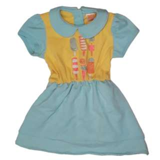 HAPPY DUCK - Dress Anak Branded