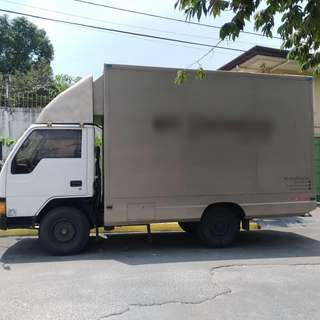 1998 Mitsubishi Canter Mobile Food Truck Store Customized Body