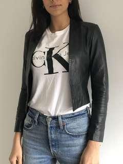 Sheike Leather Jacket