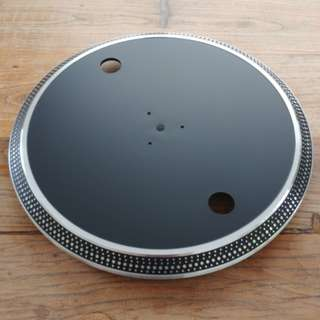 Technics SL1200 turntable platter