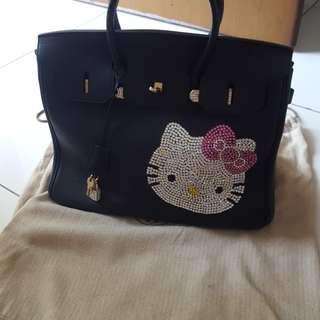 tas hermes hello kitty