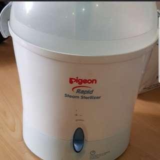 Piegon steam sterlizer