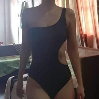 NEW Venus One-shoulder Padded Swimsuit