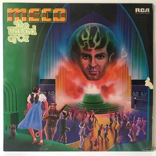 Meco – The Wizard Of Oz (Vinyl is Mint)