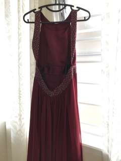 Designer Evening Dress - only worn once