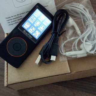 HCCTOO MP3&4 PLAYER 16GB