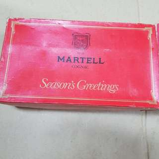 Martell Cognac Glasses