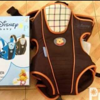 Disney Winnie the Pooh baby carrier